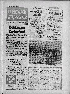 Karlovački tjednik: 1973 • 46
