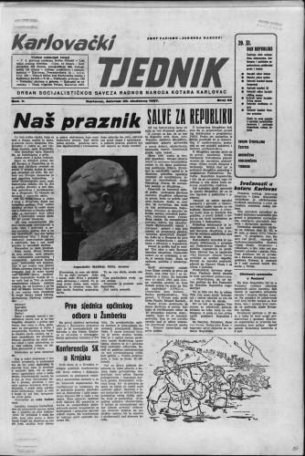 Karlovački tjednik: 1957 • 48