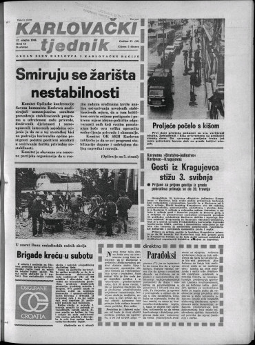 Karlovački tjednik: 1980 • 13