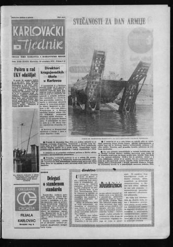 Karlovački tjednik: 1975 • 51