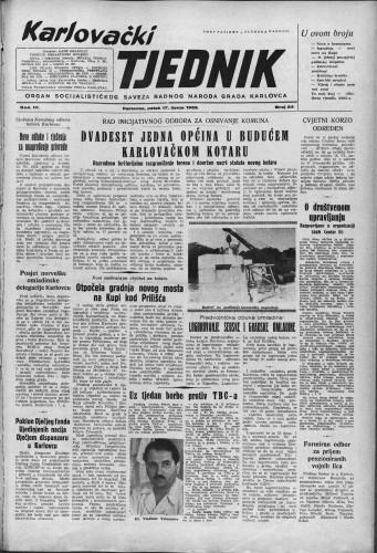 Karlovački tjednik: 1955 • 24