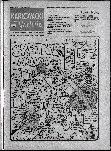 Karlovački tjednik: 1973 • 52