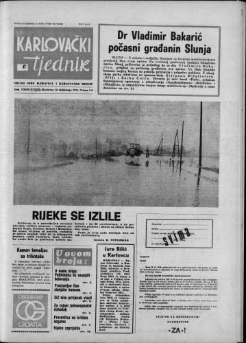 Karlovački tjednik: 1976 • 47