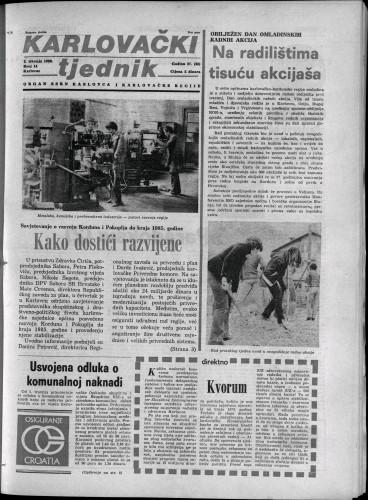 Karlovački tjednik: 1980 • 14