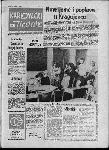 Karlovački tjednik: 1975 • 36
