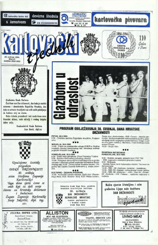 Karlovački tjednik: 1994 • 21