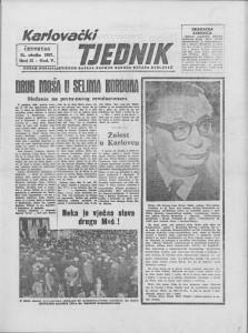Karlovački tjednik: 1957 • 12