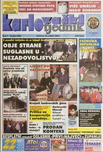 Karlovački tjednik: 2002 • 7