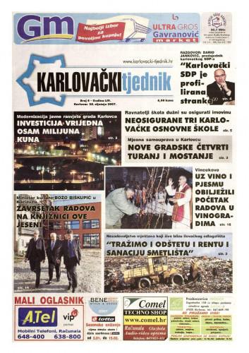 Karlovački tjednik: 2007 • 4