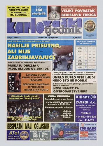 Karlovački tjednik: 2004 • 3