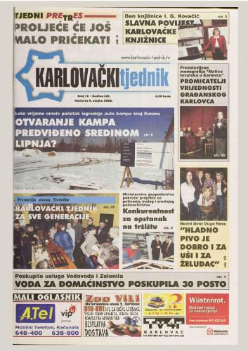 Karlovački tjednik: 2006 • 10