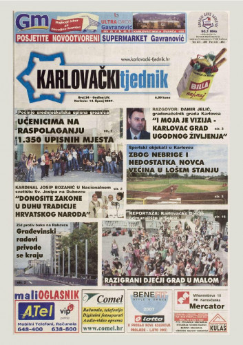 Karlovački tjednik: 2007 • 24