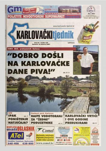 Karlovački tjednik: 2007 • 34