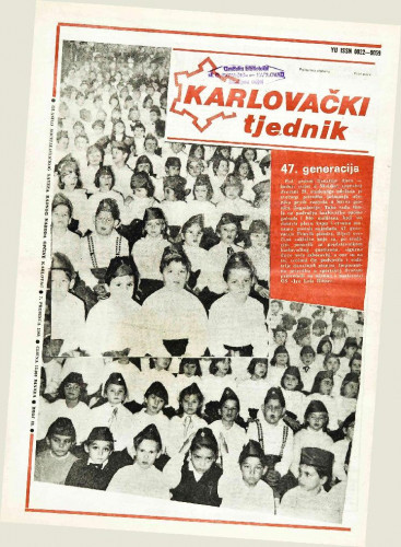 Karlovački tjednik: 1989 • 49
