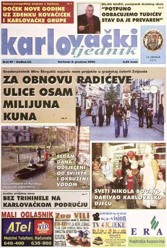Karlovački tjednik: 2005 • 49