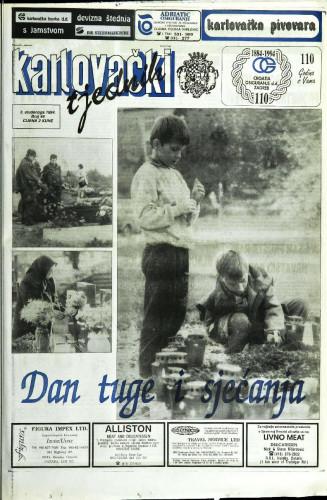 Karlovački tjednik: 1994 • 44