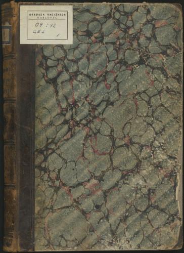 Geschichte Julius Caesars : vom Verfasser autorisierte Uebersetzung / Napoelon, sv.1