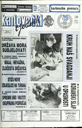 Karlovački tjednik: 1994 • 42
