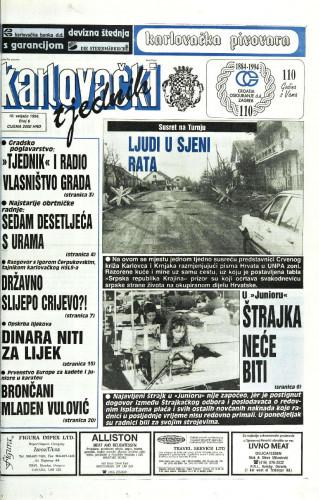 Karlovački tjednik: 1994 • 6