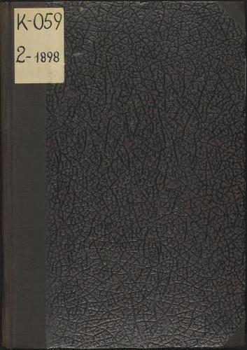 Nada – 1898.