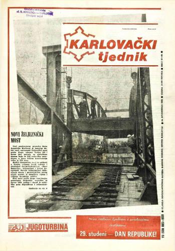 Karlovački tjednik: 1989 • 47/48