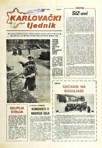 Karlovački tjednik: 1989 • 14