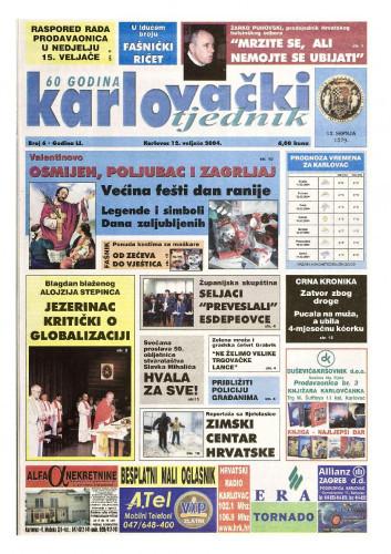 Karlovački tjednik: 2004 • 6