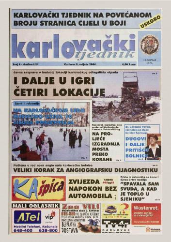 Karlovački tjednik: 2006 • 6
