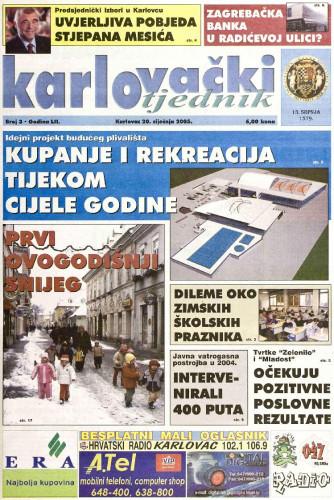 Karlovački tjednik: 2005 • 3