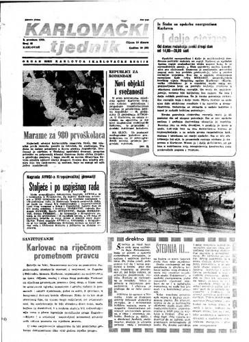 Karlovački tjednik: 1983 • 48