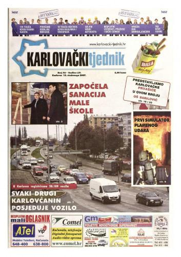 Karlovački tjednik: 2007 • 46