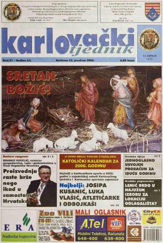 Karlovački tjednik: 2005 • 51
