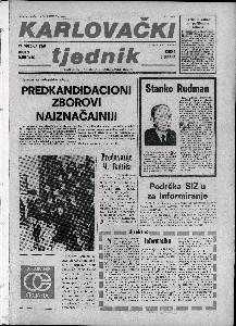 Karlovački tjednik: 1978 • 3