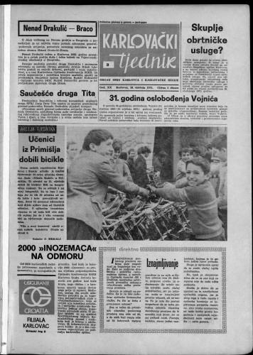 Karlovački tjednik: 1973 • 3