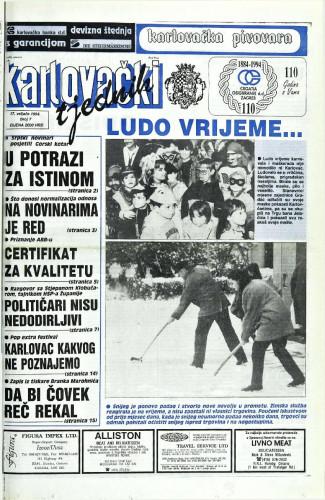Karlovački tjednik: 1994 • 7